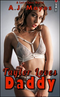 Taylor Loves Daddy.  A.J. Mayes