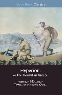 Hyperion, or the Hermit in Greece.  Howard Gaskill