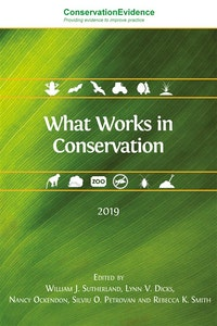 What Works in Conservation.   Silviu O. Petrovan and Rebecca K. Smith (eds.)