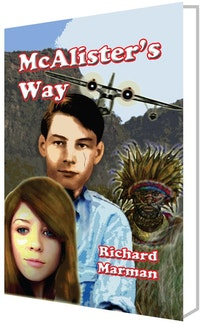McALISTER's WAY - Book 3 in the McAlister Line.  Richard Marman