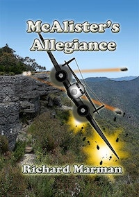 McALISTER's ALLEGIANCE - Book 6 in the McAlister Line.  Richard Marman