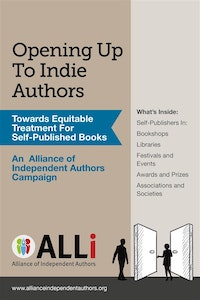 Opening Up To Indie Authors.  Dan Holloway