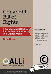 Copyright Bill of Rights.  By Orna Ross