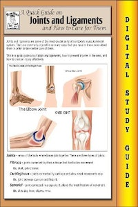 Joints and Ligaments ( Blokehead Easy Study Guide).  The Blokehead