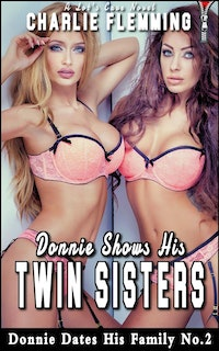 Donnie Shows His Twin Sisters.  Charlie Flemming