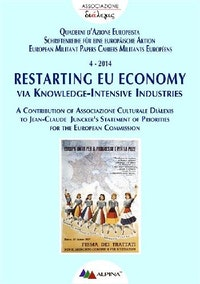 Restarting EU Economy via Knowledge-Intensive Industries.  Associazione Dialexis
