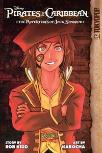 Disney Manga: Pirates of the Caribbean -- The Adventures of Jack Sparrow